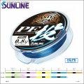 (40%引)サンライン CASTEST PE投 (キャステスト PE投げ) 3号 200m 4色分け 国産 日本製 道糸 投げ用 PEライン