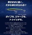 画像4: (25%引)マリア NEW ラピード F130 30g 青物 大物 海外向き 国産 日本製 ソルト シーバス ルアー ミノー ヤマリア ヤマシタ