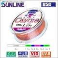 サンライン 磯スペシャル Osyare オシャレ 1.5号〜6号 150m 4色分け 国産 日本製ナイロン 道糸 磯用 ライン